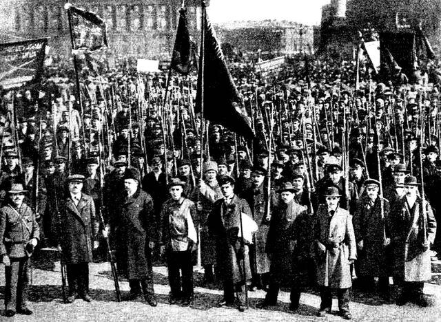 File:Krasnaia gvardia petrograd 1.05.1917.jpg