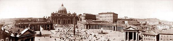 File:Piazza st. peters rome 1909