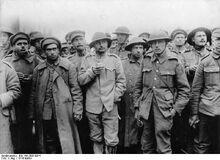 Kaiserschlacht prisoners