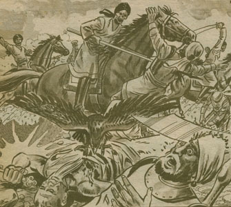 Vengadores de Kali Muerte 2