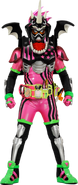 Ex-Aid Hunter Gamer Dragon Fang