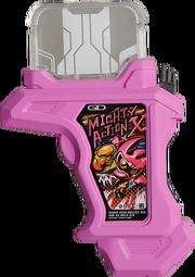 KREA-Mighty Action X Gashatrophy