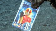 Ki-Rider card