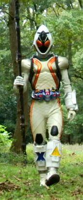 Kamen Rider Fourze Imit
