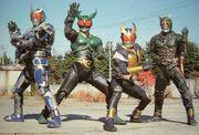 Agito Riders