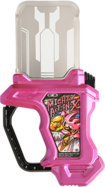KREA-Mighty Action X Gashat