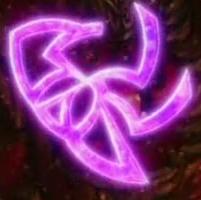Gammaizer Fire symbol