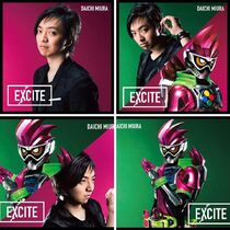 EXCITE 4 covers
