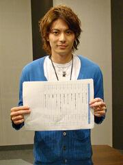 Keisuke Kato (Battride Wars)