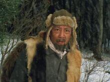 Bearkonger human