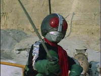 Kamen Rider 28 Underground Monster Molerang (DVD) 001 32297