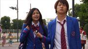 Kengo and Jouji