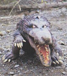 Amazon-vi-crocodilebeastman