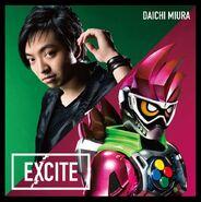 Excite (CD version)
