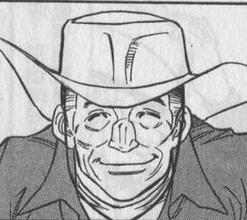 Spirit Tobei Tachibana Manga