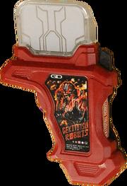 KREA-Gekitotsu Robots Gashatrophy