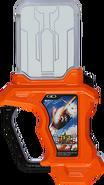KREA-Jet Combat Gashat
