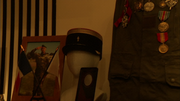 Oren as a soldier