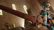 Gashacon Sword (original form)
