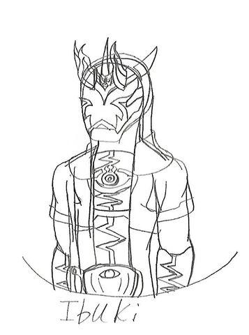 File:Kamen rider specter ibuki damashii by werewolf90x-da2jz7c.jpg