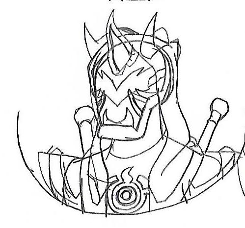 File:Kamen rider ghost armed hibiki damashii by werewolf90x-da6abzl.jpg