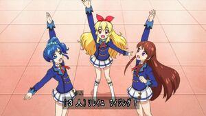 Soleil☆Rising!