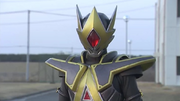 Glaive in Episode Yellow