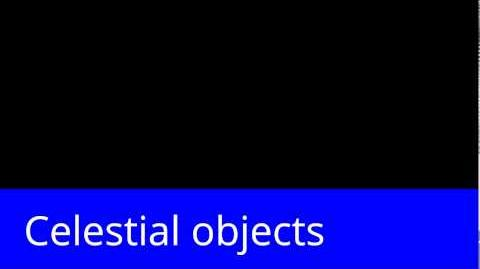 Kameyu's astronomy Wiki - Official video