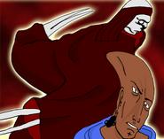 Michael Brown vs Zordon