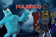 Paybitch mc fan flim sulley vs cgi megazord by wwefan45-d8qzcxy
