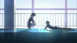 Ayumi and Keima
