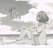 Hinoki at the Beach