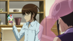 Keima has prepared for it
