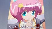 Yuimi from Magical Academy Carmine