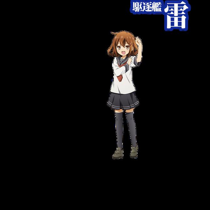 Ikazuchi anime