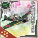 Type 0 Fighter Model 53 (Iwamoto Squadron) 157 Card.png