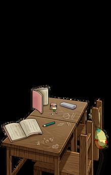 Classroom set Desk