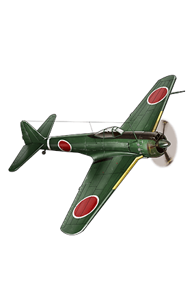 Type 1 Fighter Hayabusa Model III A 222 Equipment
