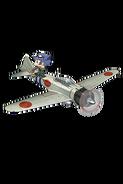 Type 0 Fighter Model 21 020 Full old2