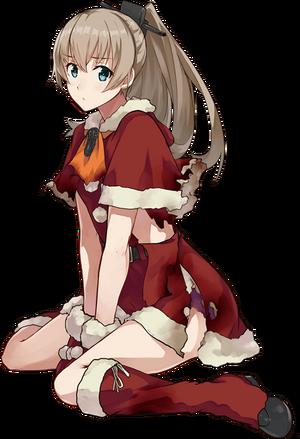 Kumano Christmas Full Damaged