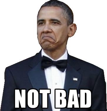 Image - Obama Not Bad.png   Kancolle Wiki   FANDOM powered ...