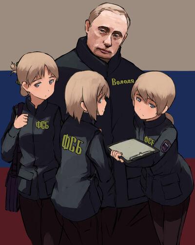 Vladimir putin original and real life drawn by shibafu glock23 fa3b1224d3bac97e4fb1113d969324df
