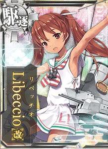 DD Libeccio Kai 347 Card