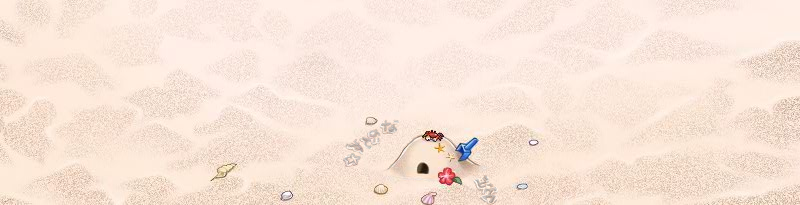 Sandy beach 01