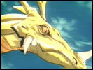 Milgazia dragon