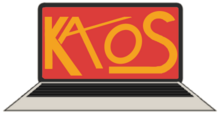 KAOS large logo full color PNG