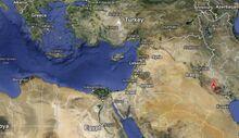 World histor map
