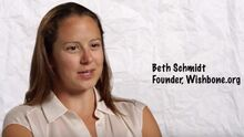Beth Schmidt wishbone