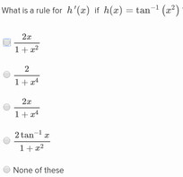 Derivatives of inverse functions1