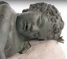 Eros sleeping-0